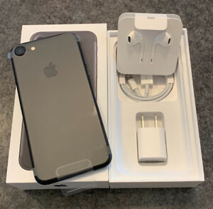 New iPhone 7 (32gb) Black