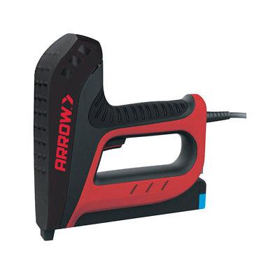 Arrow Cierre Pro con Cuerda Eléctrico 18 Ga. Clavador Y Grapadora