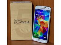 NEW Samsung Galaxy S5 16GB unlock sim free **BOXED**