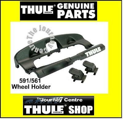 Thule 591 561 Spare Wheel Tray Holder ProRide OutRide Roof Mount Bike...