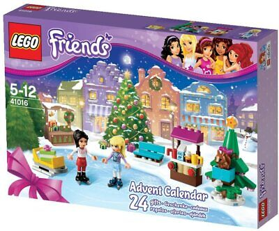LEGO Friends Advent Calendar NISB Set 41016 - 2013 - RETIRED 213 pieces