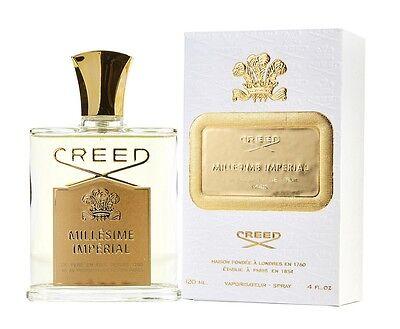Creed Millesime Imperial Men 4 0 4 Oz 120 Ml  Eau De Parfum  Spray New In Box