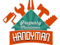 Handyman -Property Maintainer Handyman with years of experience ready to help you. Visit the website