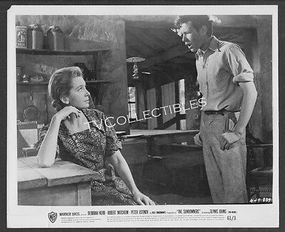 8X10 Photo  The Sundowners  1961  Actress Deborah Kerr  Michael Anderson Jr