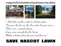 PLEASE SIGN THE PETITION SAVE NHS Nascot Lawn Children's Respite Service in Watford
