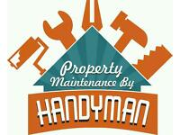 Professional property maintainer - Handyman with years of experience ready to help you