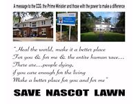 SIGN THE PETITION TO SAVE NHS Nascot Lawn Children's Respite Services