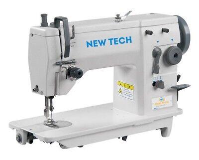New Tech 20u83 Industrial Zigzag Sewing Machine Complete Set With Servo Motor