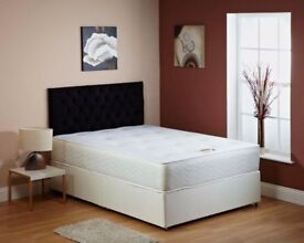 💗💖CLASSIC 💗💖Brand New-Kingsize/Single/Deep Quilt orthopadic Double Bed With MEMORY FOAM Mattress