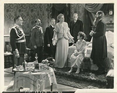 JOHN ETHEL LIONEL BARRYMORE Production Still RASPUTIN AND THE EMPRESS MGM Photo