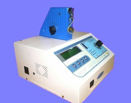 New Cervical & Lumbar Traction Therapy Unit LCD Display Electronic Machine BVC
