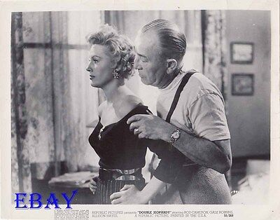 Gale Robbins Busty Vintage Photo Double Jeopardy