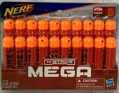 Nerf N-Strike Elite Mega Dart 20-Pack