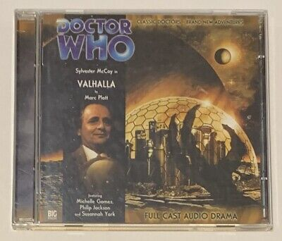 Doctor Who Valhalla 96 Audio Drama CD Sylvester McCoy Michelle Gomez Philip  for sale  Shipping to India