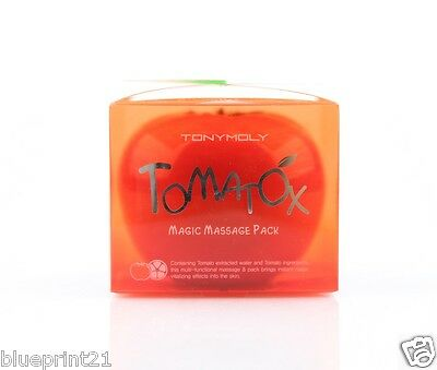 (1+1) Tonymoly Tomatox Magic Massage Pack 80g * 2 ea Brand New Free Shipping