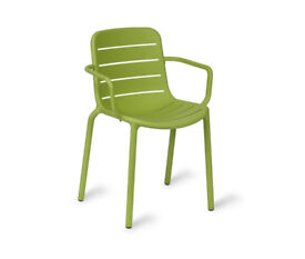 1 x Green Outdoor Chair For Sale