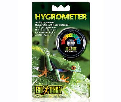 Exo-Terra Reptile Terrarium Hygrometer PT-2466