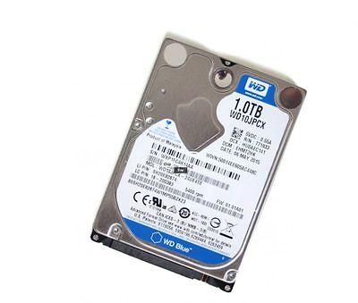"""NEW 1TB WD Blue SATA 2.5"""" Internal Hard Drive Disk 1TB LAPTOP HDD WIN MAC  PS3/4"""