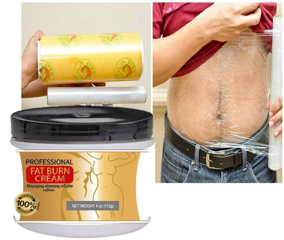Cellulite Removal Cream Fat Burning Slim Cream Tight Muscle Weight Loss 113 GR  2