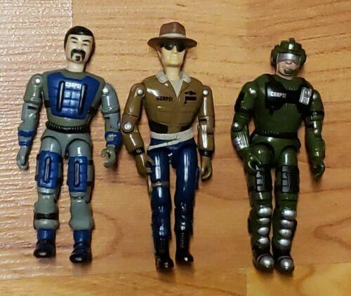 JOE//Action force//The Corps-PARK RANGER Guy-GI Joe Figure G.I
