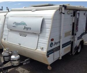 Jayco discovery 1995 poptop caravan Whittlesea Whittlesea Area Preview