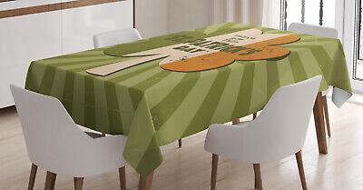 Festlich Tischdecke, St. Patrick Day Schmutzabweisend