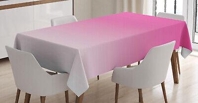 Ombre Tischdecke, Digitaler Hot Pink Entwurf Personalisierte Desings (Hot Pink Stoff Tischdecke)