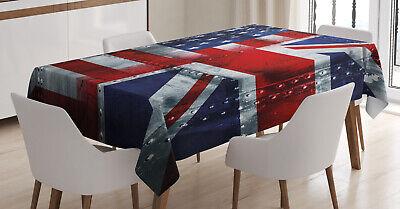 Union Jack Tischdecke, Allianz UK und USA Kein Verblassen