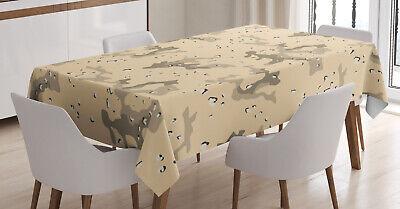 Hiding in Desert Camo Waschbar (Camo Tisch Decken)