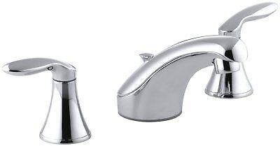 Kohler Coralais 15261-4-CP Bathroom Sink Faucet Chrome Coralais Bathroom Faucet