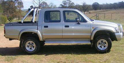 2004 Toyota Hilux Gulgong Mudgee Area Preview