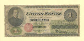 1862 Legal Tender Note
