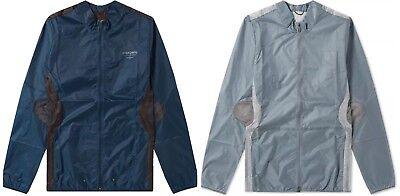 Nike X Undercover Gyakusou Light Ultra Light Weight Running Jacket Blue/Grey -