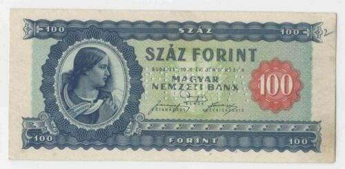 100 forint 1946 Specimen Minta Hungary