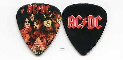 AC/DC Novelty Guitar Pick!!! HIGHWAY TO HELL #5