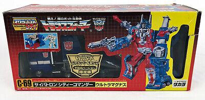 Transformers Takara E-Hobby C-69 Diaclone Ultra Magnus (2000)