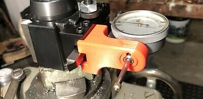 Dial Indicator Holder Self Centering For Axa Bxa Up To 12 Tool Width