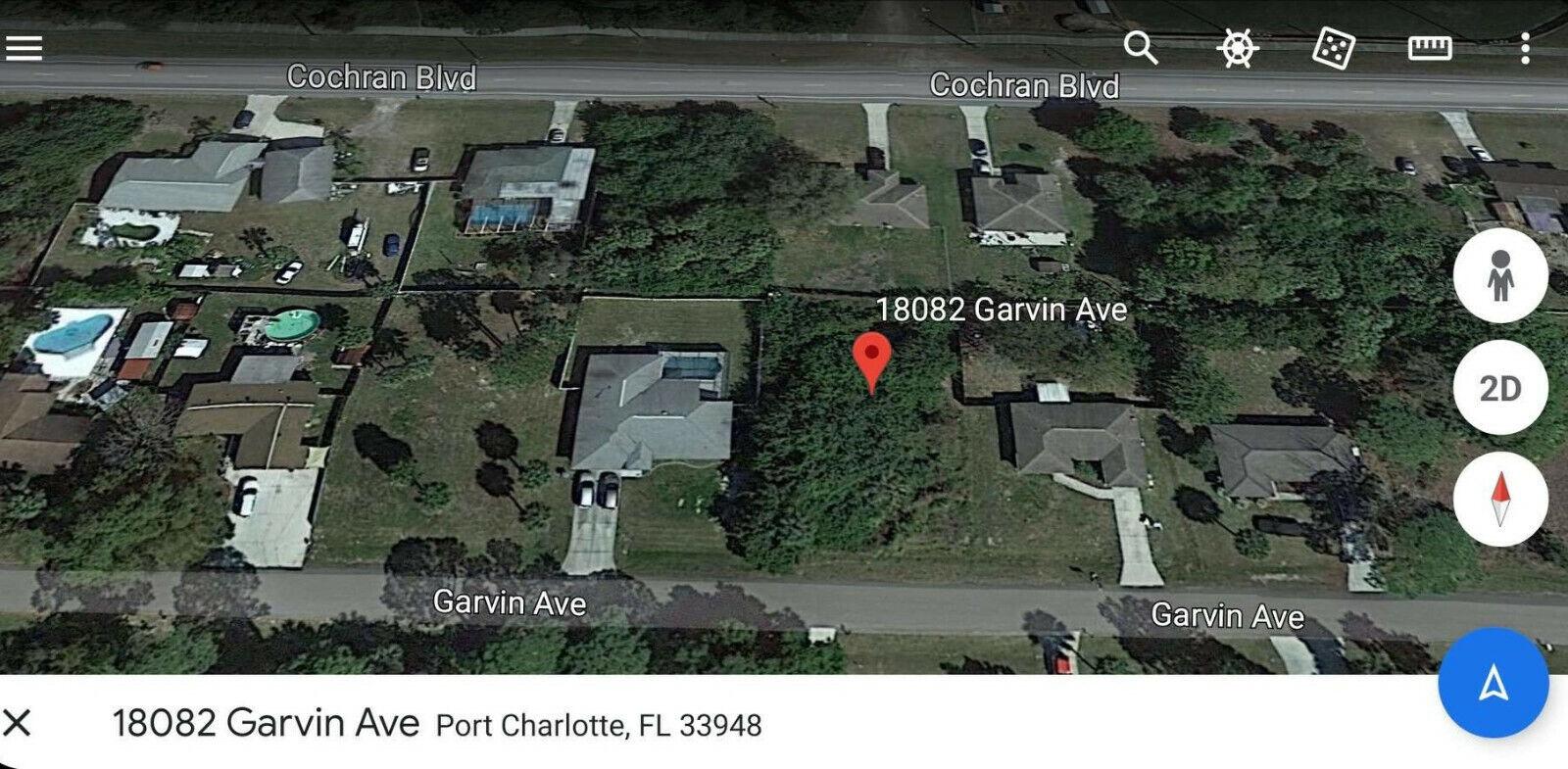 PRIME HOMESITE LOT - INVESTMENT Florida Port Charlotte!