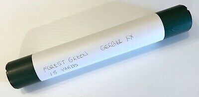 Gerber Edge Fx - Zeronine Nexgen Forest Green Foil - 18 Yards