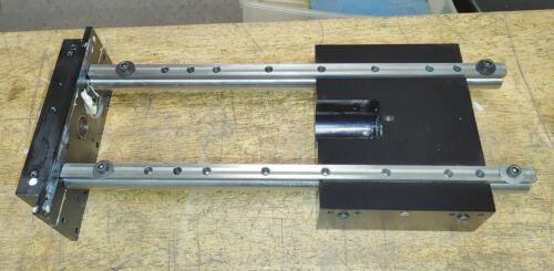 Intelitek Benchman 2000 CNC Mill Parts: Z Axis Linear Rail Assembly E20U