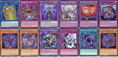Yugioh Custom Orica Field Center El Shaddoll Winda