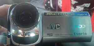 JVC hard disk camcorder Mortdale Hurstville Area Preview