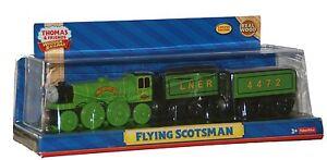 FLYING-SCOTSMAN-Thomas-Tank-Engine-Wooden-Railway-NEW-IN-BOX
