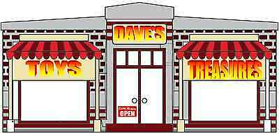 DAVE'S TOYS and TREASURES