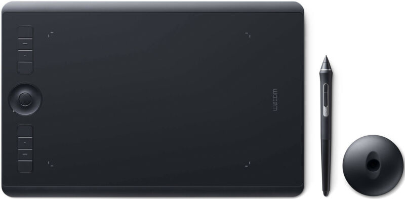 Wacom Intuos Pro Medium, Black (PTH660)