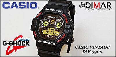 VINTAGE CASIO G-SHOCK DW-5900 QW.914 JAPAN WR.200 AÑO.1992