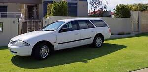 2001 Ford Falcon Wagon Joondalup Joondalup Area Preview