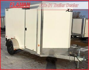 2017 High Country XPRESS6x10LM Enclosed Cargo Trailer