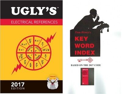 Ugly's Electrical References with Key Word Index, by Tom, based on NEC 2017 Code