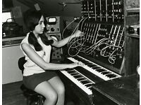 female singer for electronic music project